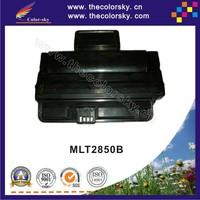 (CS-S2850B) print top premium toner cartridge for SAMSUNG ML 2850D 2850ND 2851 2851ND 2855ND ML2850D ML2850ND ML2851 ML2851ND bk