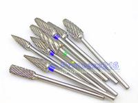Best Selling Dental Low Speed  Polished Grinding Tungsten Steel Diameter Of Handle 2.35 Dental Materials