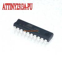 Free shipping 10PCS ATTINY2313A-PU ATTINY2313 ATMEL DIP-20