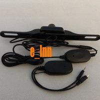 Wireless Waterproof Car License Plate CMOS Rearview Reverse Backup Parking HD Camera
