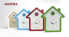 wooden modern decorative cuckoo clock