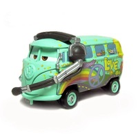 100% original--RACE TEAM FILLMORE WITH HEADSET  Pixar Cars diecast figure TOY  free shipping  (pieces/lot)