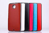 7 color luxury Crazy Horse series Case for Motorola Nexus 6 Leather Back Cover for Google Nexus 6 mobile phone case