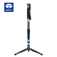 DHL Sirui P324S carbon fiber monopod DSLR photographic professional tripod / for video / Much more better than JY0506 Wholesale