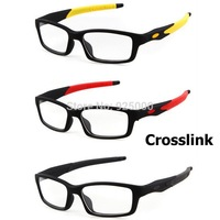Brand Designer TR90 Crosslink Glasses Frame Oak Brand Sun Glasses Eyewear Goggle Sunglasses Frames Oculos De Sol Prescription