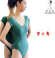 High quality cotton slim waist ballet dance clothes leotard shaping services