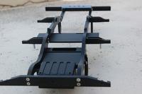 jk00011 RC4WD D90 Billet Aluminum Assembled Chassis Scale Rock Crawler Scaler