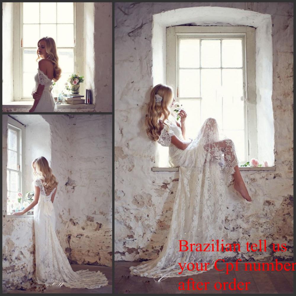 Свадебное платье Bianchengjiayi Vestido noiva 2015 dfg свадебное платье loveforever vestido noiva 2015 w015