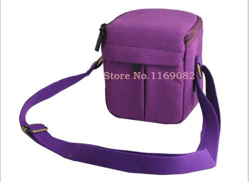 Gopro camera bag case Fuji Fujifilm FinePix X-S1 X-E1 X10 X100 X20 X100S LX-7 EX1 EX2 LX-5 S4500 S4200 S2980 S6800 SL300 HS35(China (Mainland))