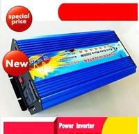 2000w dc  12v to ac 120v  power inverter  pure sine wave inverter  free  shipping