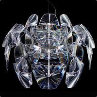 Free Shipping Fashion Design Modern Laser Pendant Light Milan Design Hope Suspension luceplan Apple lamp