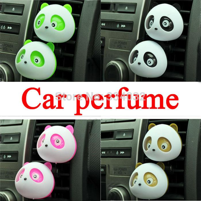 car perfume car air freshener perfumes 100 original car freshener parfum cologne ocean fragancias mickey porcelain car fragrance(China (Mainland))