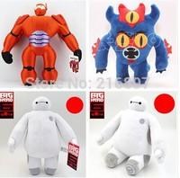 Big Hero 6 Baymax Cartoon Movie Plush Dolls Toys  Baymax Robot Stuffed Toys
