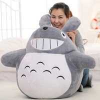 Hot sale Totoro doll plush toy Large totoro pillow Gift for girls or kids