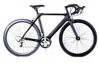 700c carbon fiber professional-grade 18-speed road bike racing curved front and rear V-brake