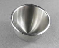 Pure 304 stainless steel salad mixing  beat egg salad bowls seasoning food bowl large