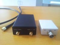 100KHz-1.7GHz UV HF RTL-SDR USB Tuner Receiver/ R820T+8232 AM FM +9:1 Balun