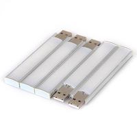 long Usb LED lamp computer keyboard panel bulbs mobile notebook Night Light Mobile Power Camping bulbs