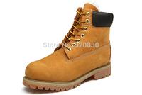 Cheap Classic High Women Shoe Plus Fleece Boots Women Boots Tooling Men Outdoor Shoes