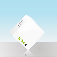 New Mini Smart Wireless Router Wifi Router GL.iNet 16M Flash White#161551