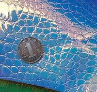synthetic glitter imitation snake leather fabric material for handbag design