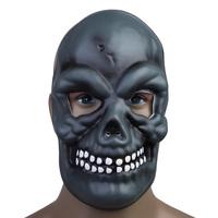 EVA Halloween Mask Skeleton Skull Pirate Soft Face Mask Masquerade Party V3NF