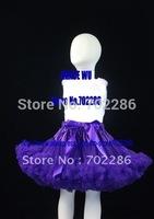 Юбка для девочек Free shipppg black pink girls skirt knee length mini skirts infant tutus pettiskirt fairy tale costumes