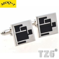 TZG11210 Metal Cufflink Cuff Link 1 Pair Free Shipping Promotion