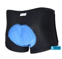 cycling bike bicycle mountaion road biking riding silicone bib padded underwear shorts undershorts underwear