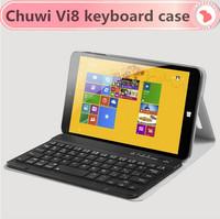 Free shipping Original 8 Inch Chuwi VI8 Tablet PC Bluetooth Keyboard Case Brand Bew Black in stock