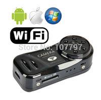 10pcs Full HD 720P Home Security Video IR Night Vision Camera P2P IP WIFI  Camera Wireless Alarm Clock phone samsung Smart Phone