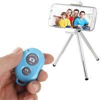 Wireless Bluetooth Selfie Camera Remote Control Shutter For Iphone Samsung #E