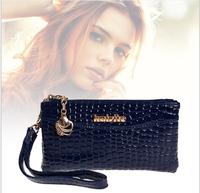 new 2015 designer brand PU women wallets desigual zipper hasp handbag ladies change purse female clutch