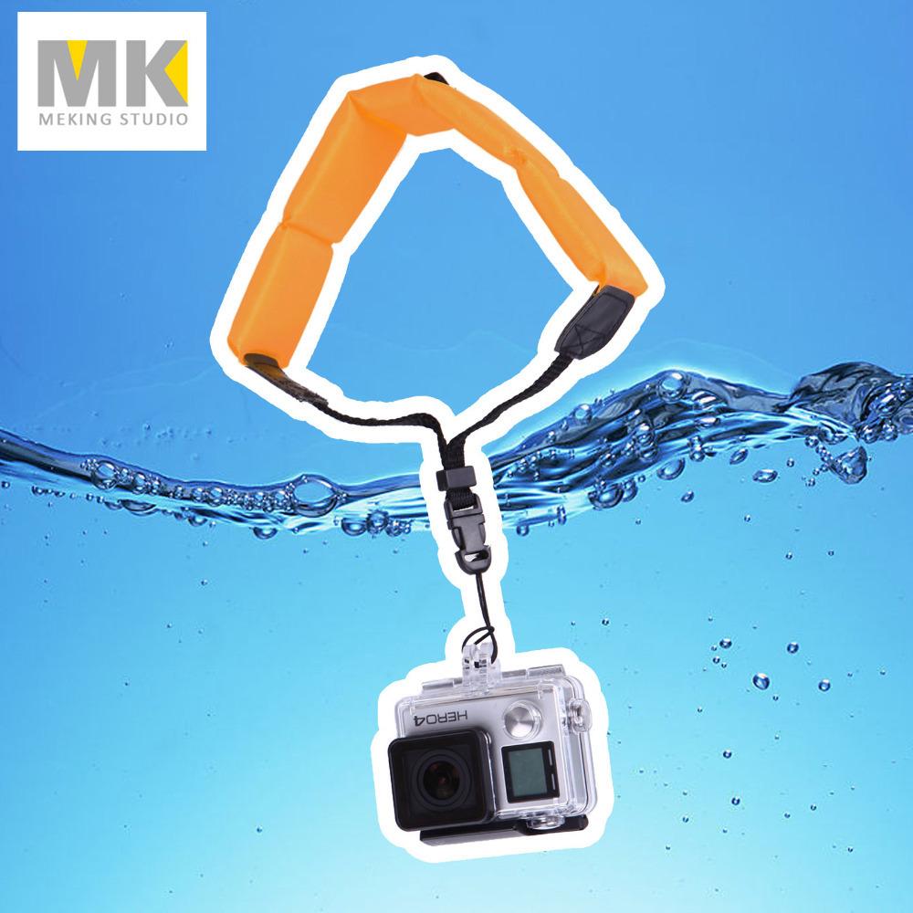 Аксессуары для фотостудий Gopro 4 3 + 3 2 1 PowerSD20 D30 sj4000 Orange