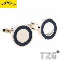 TZG11234 Enamel Cufflink Cuff Link 1 Pair Free Shipping Promotion