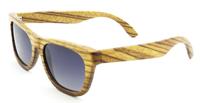 2015 New Arrival Men Brand Designer  Advanced Customization Sunglasses Polarized  Women Sunglasses oculos de sol de madeira 6135