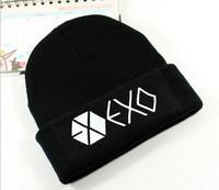 EXO EXO-M EXO-K MAMA BLACK KPOP CAP HATS NEW Hat