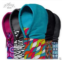 Multifunction Polyester Fleece Beanies Skullies Balaclavas Outdoors Motorcycling Skiing Cycling Winter Hats Caps Face Mask Scarf