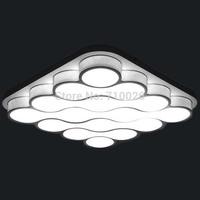 Led flush mounted ceiling lamp free shipping