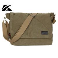 Canvas rucksack backpack Woman canvas handbag K2-939 Outdoor leisure canvas bag free shipping