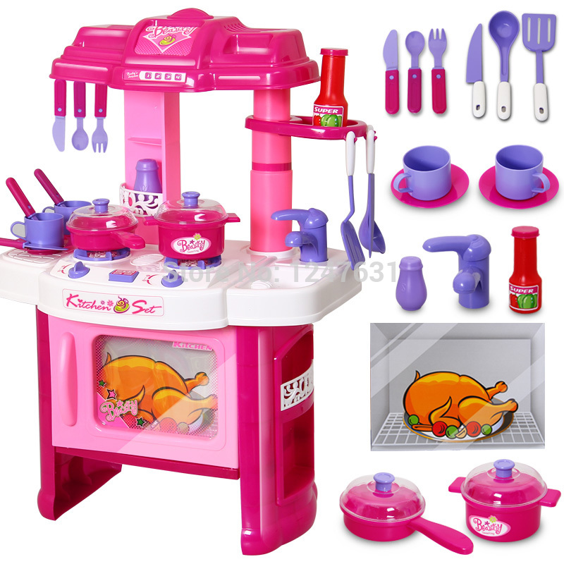 Keuken Wasbak Verstopt : Girls Toy Kitchen Sets
