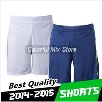 Free Shipping 2015 ASL OZIL ALEXIS RAMSEY Soccer Shorts Best Thai Quality ASL 14 15 Soccer shorts Football Shorts