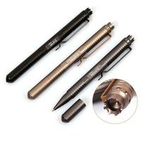 Free Shipping Tactical Pen Self Defense tool B1 Aviation Aluminum Anti-skid Portable Tool self guard pen