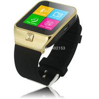 NEW S28 1.54Inch Bluetooth Watch Smartwatch golden#230585