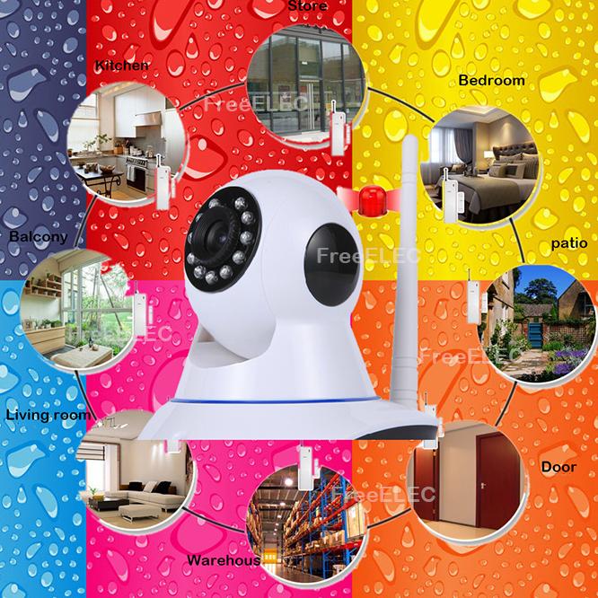 Камера наблюдения PICs Wifi IP/sd 3 /433 PIR легко пользоваться школа эз складочном np100 wifi sd кардридер специальный считыватель