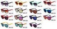 CAR2011 with case Fashion Sunglasses Women Men Brand Designer Sun glasses female Vintage Eyewear Oculos de sol Masculino gafas