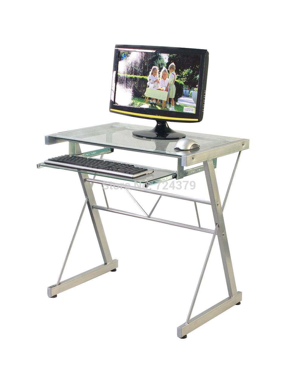 Achetez en gros table en verre d 39 ordinateur en ligne des grossistes tab - Table ordinateur verre ...