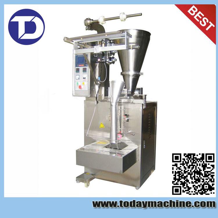 Fried dough sticks powder/cake powder packaging machine/powder bag filling packaging machine and spiral packing(China (Mainland))