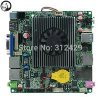 12*12CM micro motherboard Bay Trail platform Dual Lan Quad Core Mainboard J1900