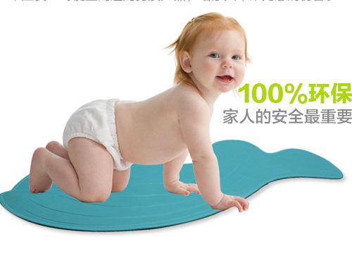 Rubber bath mat shower room mats bath mat cartoon cushion(China (Mainland))